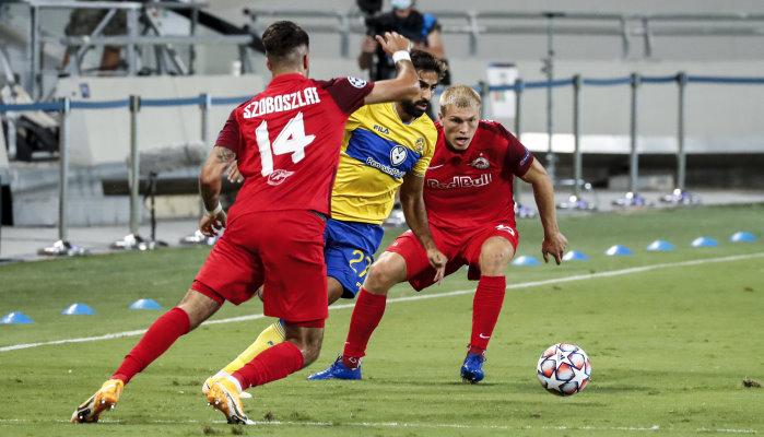 Macht RB Salzburg gegen Maccabi Tel Aviv den Sack zu?