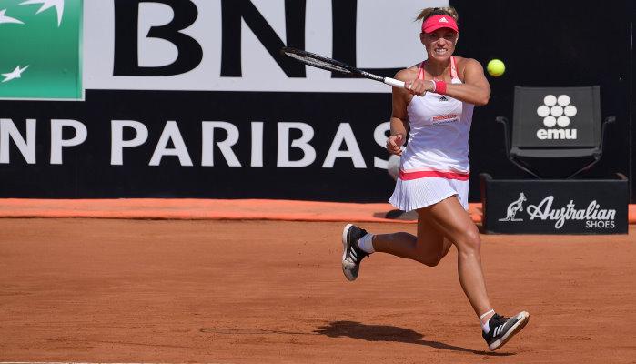 Gewinnt Kerber zum French Open-Auftakt gegen Juvan?