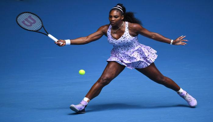 Zieht Serena gegen Sakkari ins Viertelfinale ein?