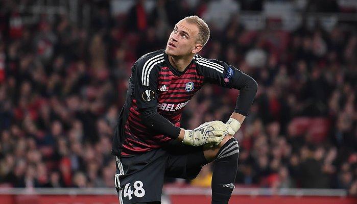 Überzeugt Scherbitski gegen ZSKA Sofia?