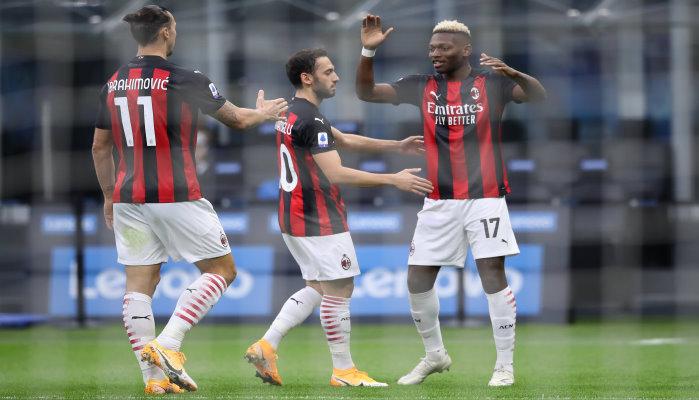 Gewinnt der AC Milan das Topspiel gegen AS Rom?