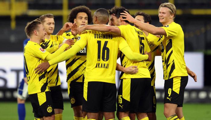 Erster Sieg für Dortmund gegen Zenit St. Petersburg?