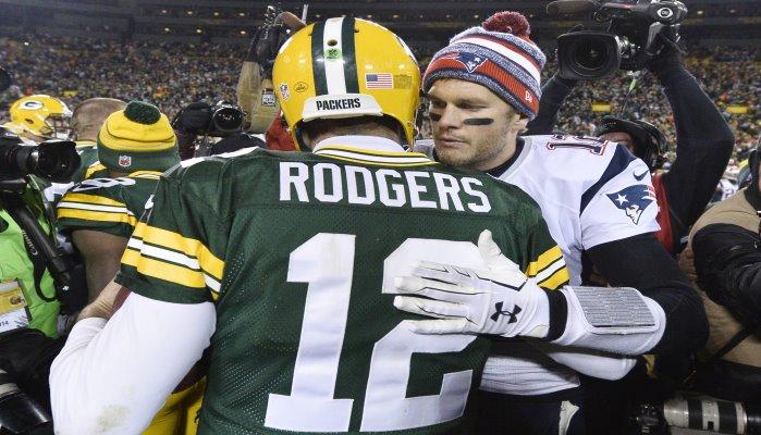 Wer gewinnt das Gigantenduell Brady (Buccaneers) gegen Rodgers (Packers)?