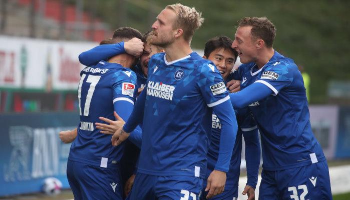Ballert Hofmann Karlsruhe zum Sieg gegen Darmstadt?