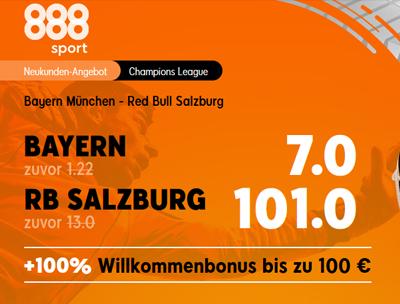 888sport Quotenboost