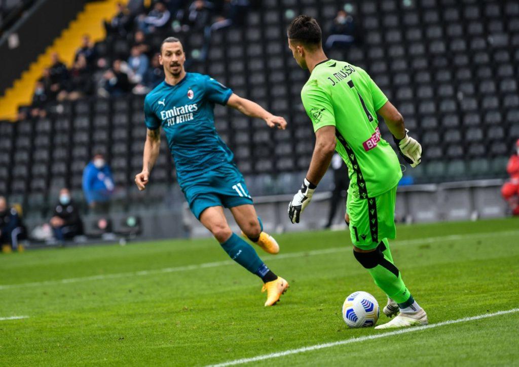 Führt Ibrahimovic AC Milan zum Sieg gegen Lille?