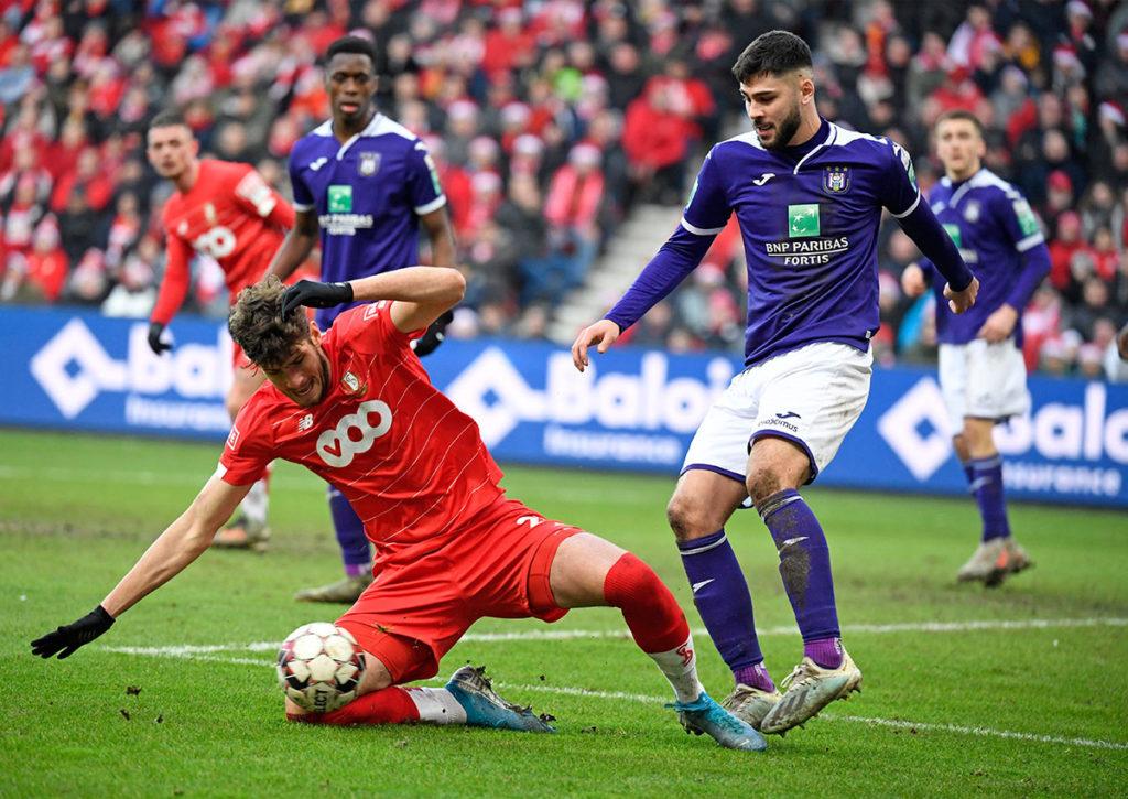 Anderlecht Standard Lüttich Tipp