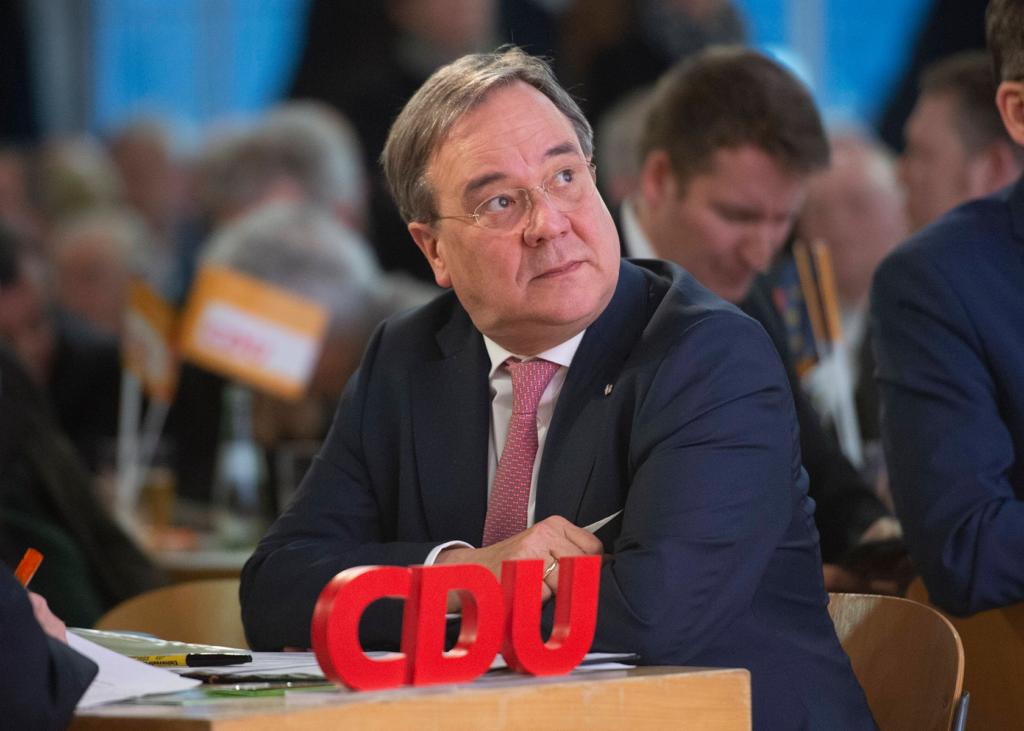 CDU Vorsitz