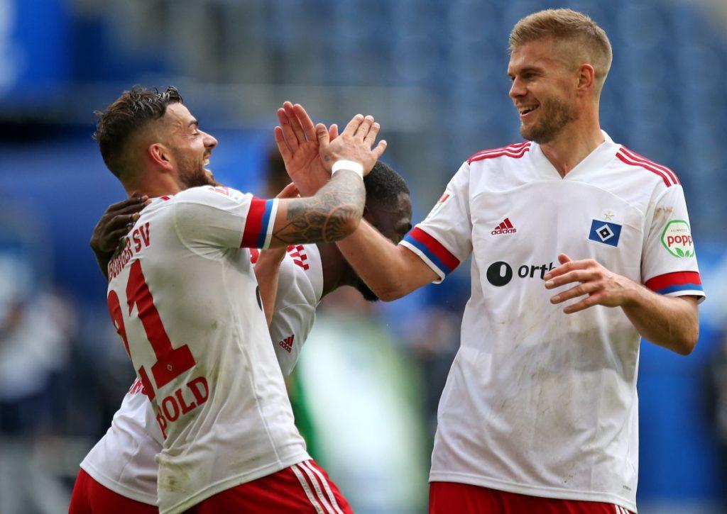 Trifft Terodde für den HSV gegen seinen Ex-Verein Bochum?
