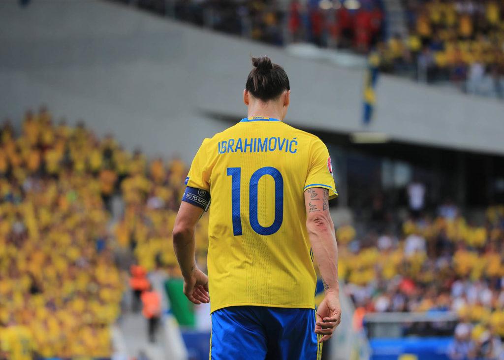 Ibrahimovic Comeback EM 2021