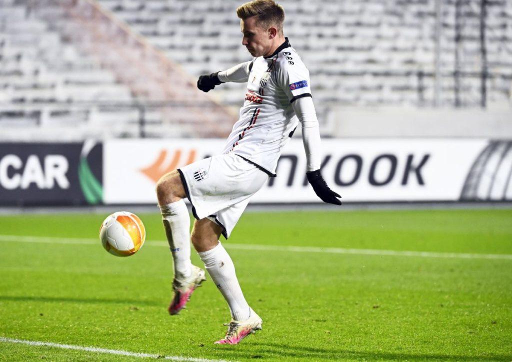 Schießt Eggestein den LASK zum Sieg gegen Antwerpen?