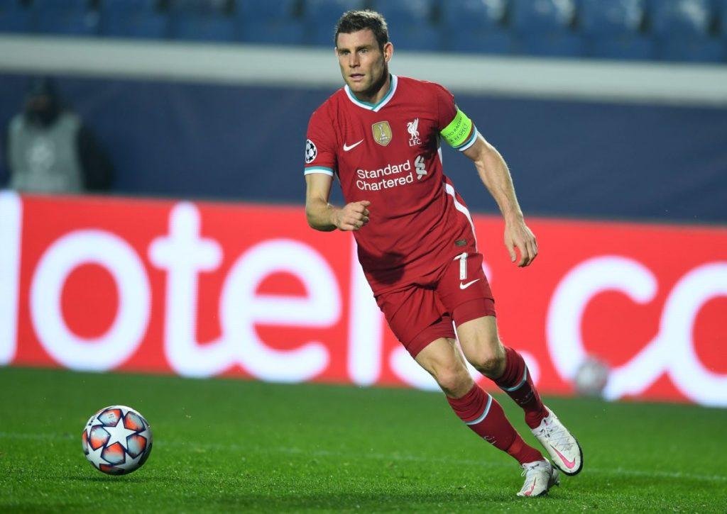 Milner und Liverpool souverän gegen Atalanta Bergamo?