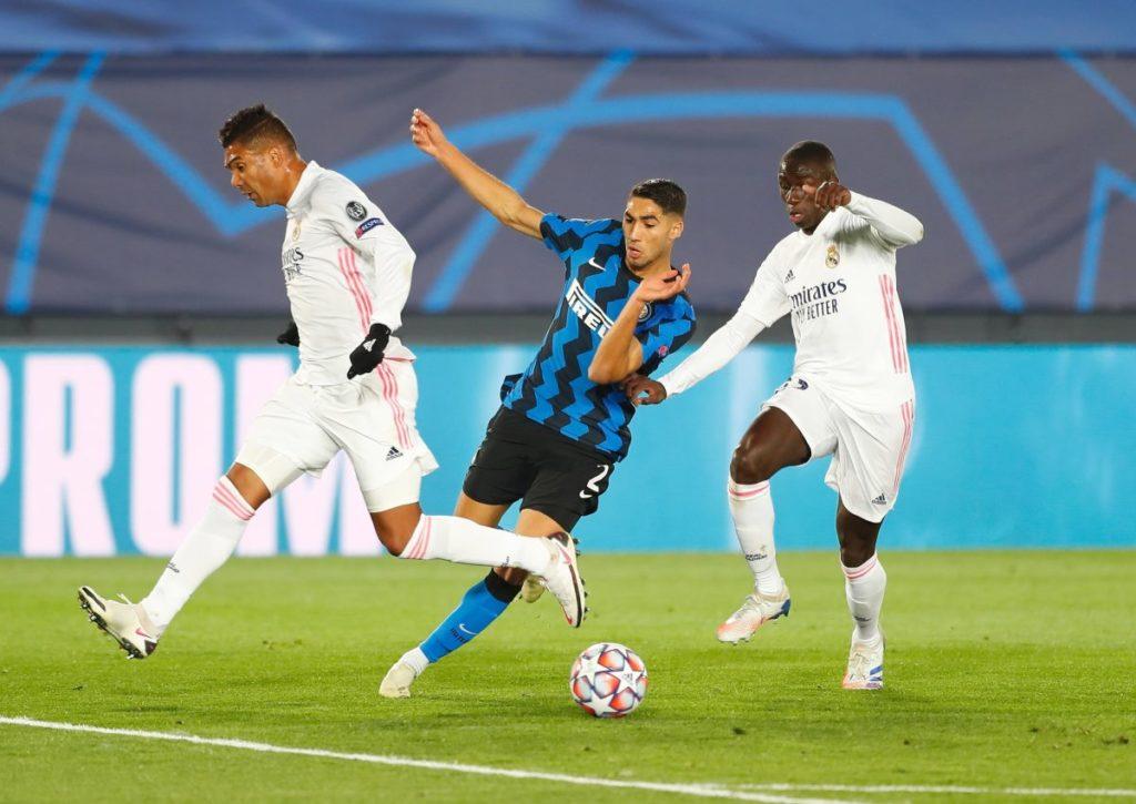 Bleibt Inter Mailand gegen Real Madrid im Rennen ums Achtelfinale?
