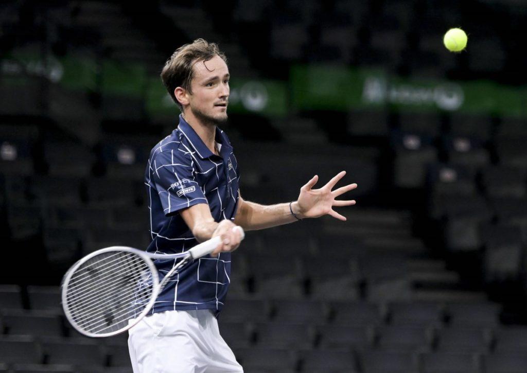 Zieht Medvedev gegen Nadal ins Finale ein?