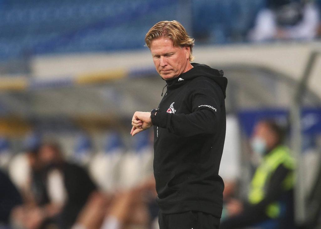 Nächste Trainerentlassung in der Bundesliga