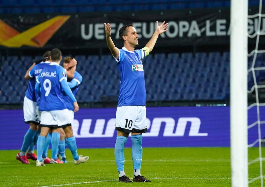 Trifft Liendl für Wolfsberg auch bei Dinamo Zagreb?
