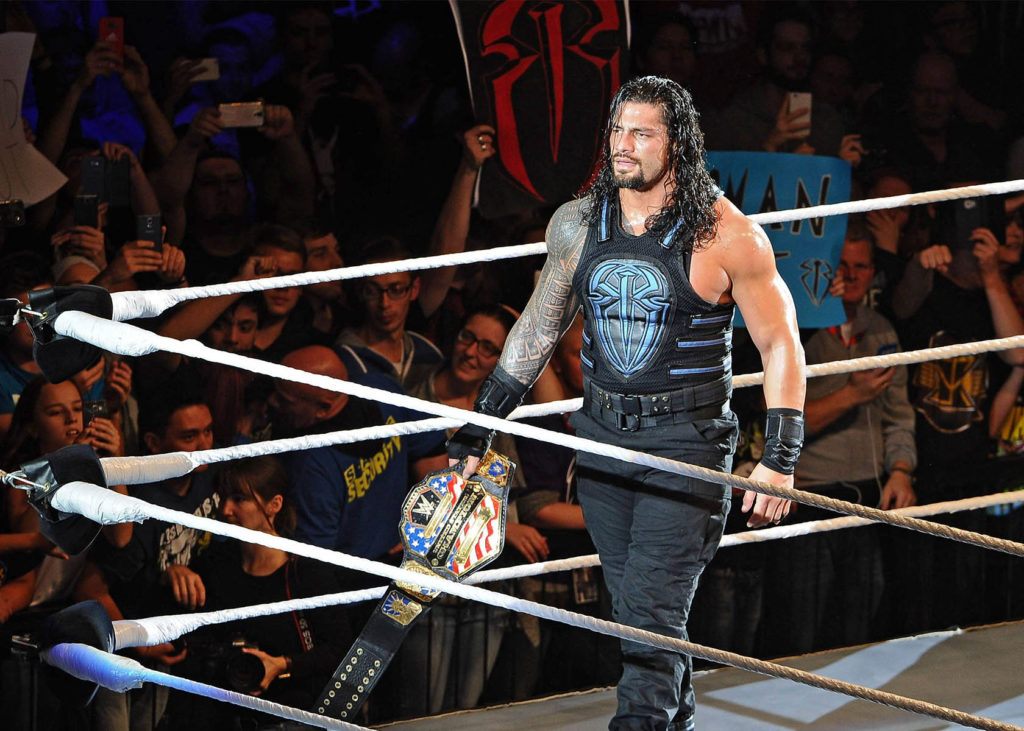WWE Survivor Series 2020 mit Roman Reigns