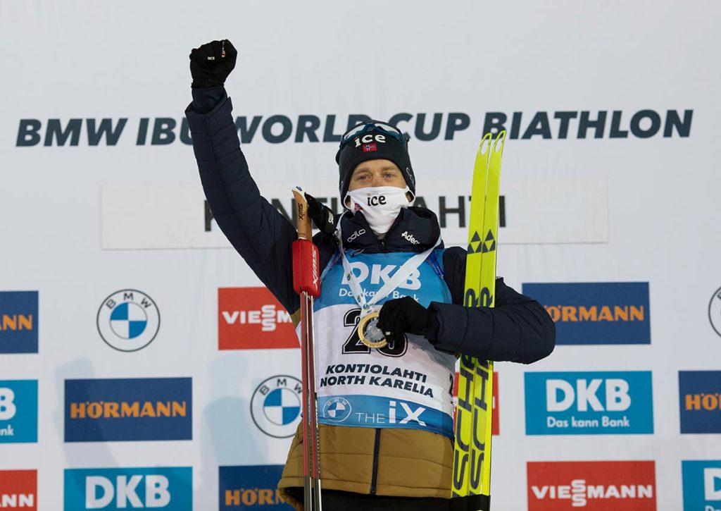 Biathlon Kontiolahti Herren Verfolgung Tip, Favoriten & Wettquoten
