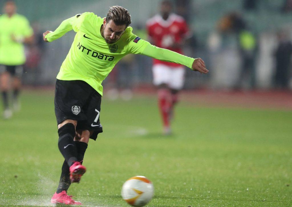 Schießt Paun CFR Cluj zum Heimsieg gegen ZSKA Sofia?