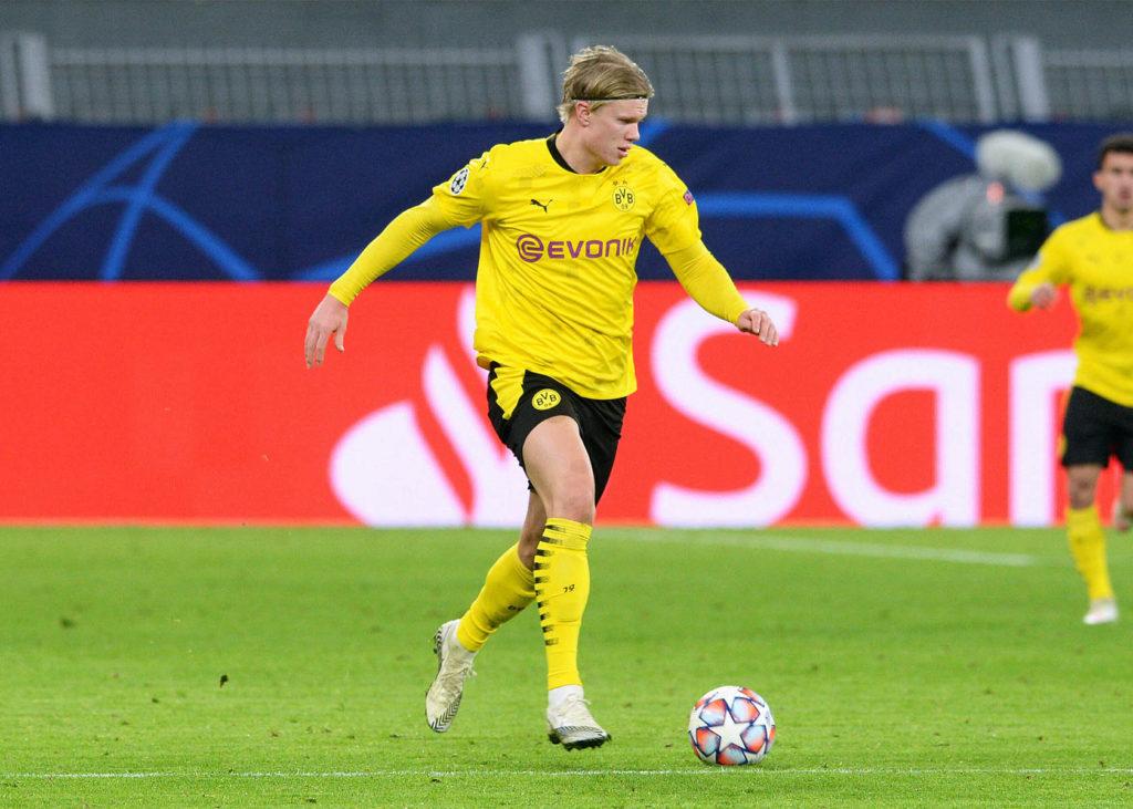 Haaland Transfer Dortmund 2021