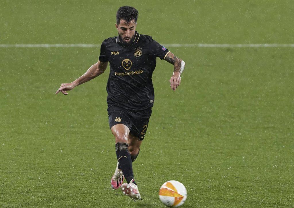 Führt Biton Maccabi Tel Aviv zum Sieg bei Qarabag Agdam?