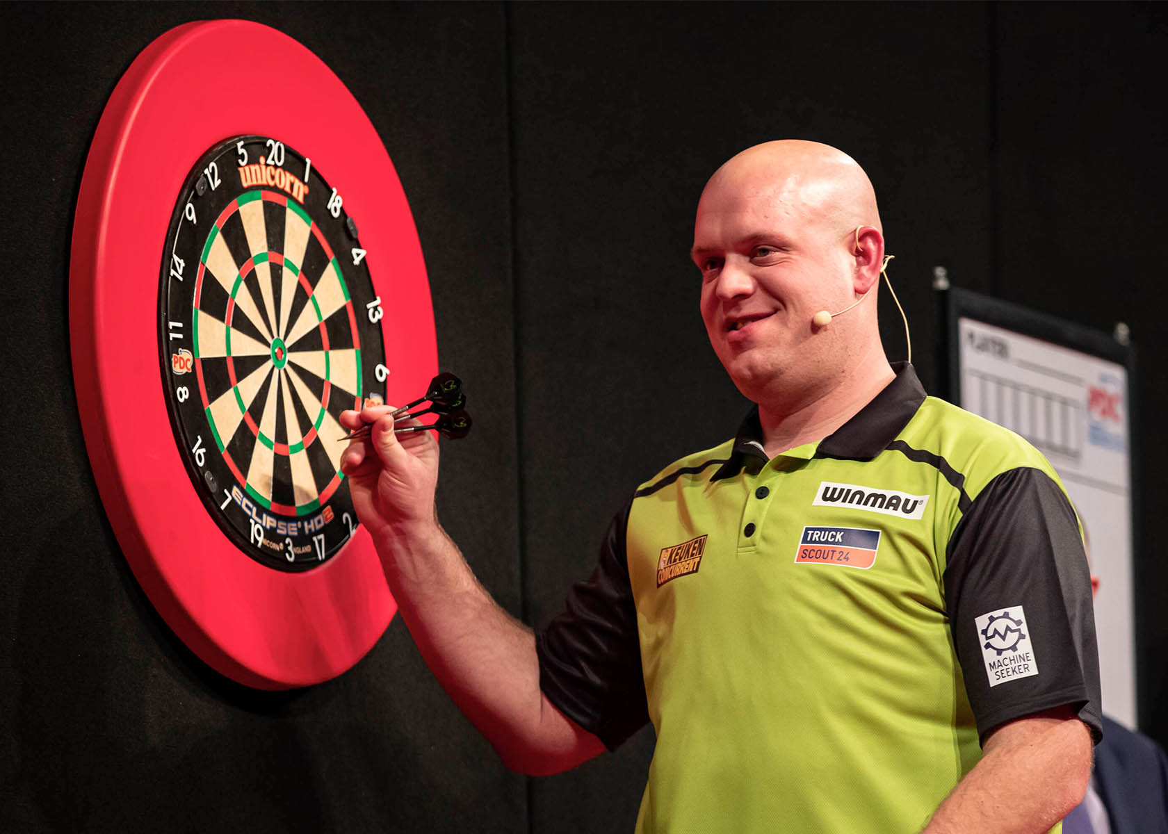 Darts WM 2021 Michael van Gerwen