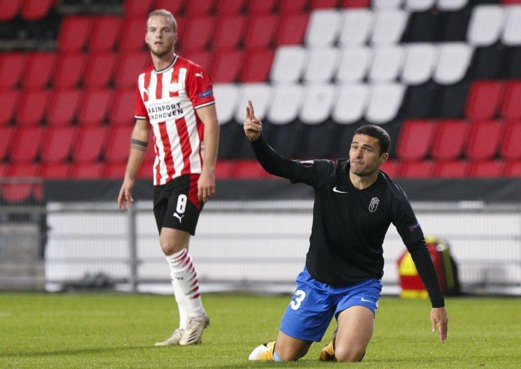 Fixiert Granada gegen die PSV Eindhoven das Weiterkommen?