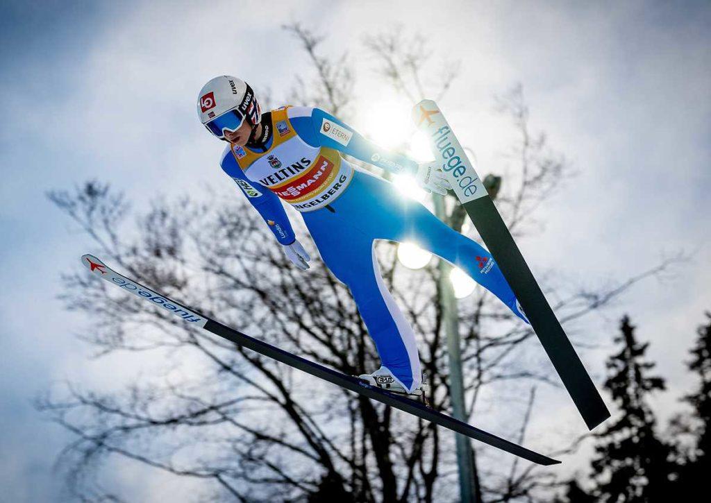 Garmisch-Partenkirchen Skispringen Herren