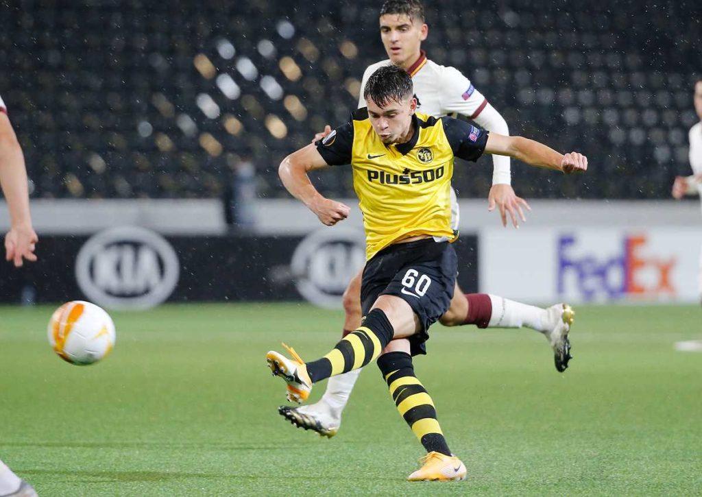 Young Boys CFR Cluj Tipp