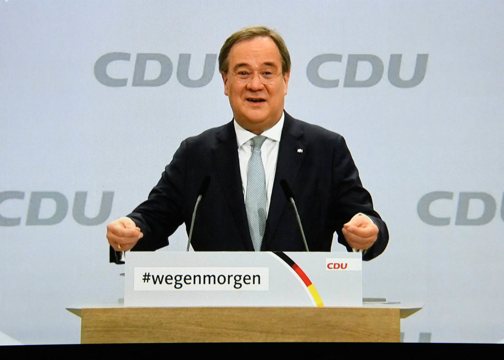 Armin Laschet Kanzler 2021