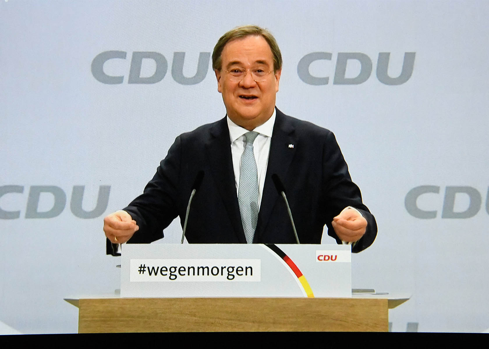 Armin Laschet Kanzlerkandidat 2021