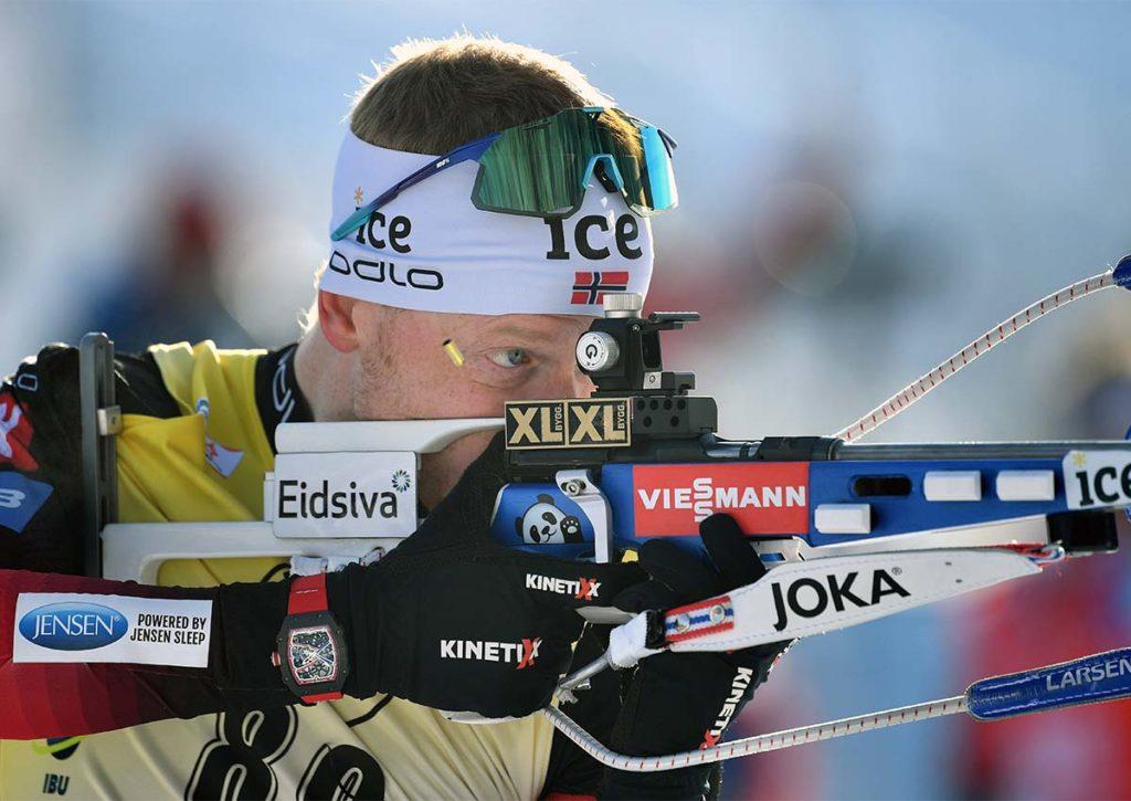 Biathlon-Sprint Oberhof Tipp
