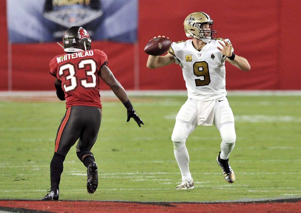 New Orleans Saints vs. Tampa Bay Buccaneers Tipp