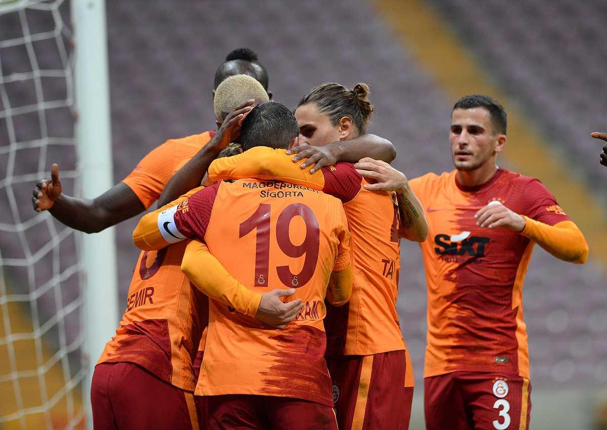 Galatasaray Champions League 2021