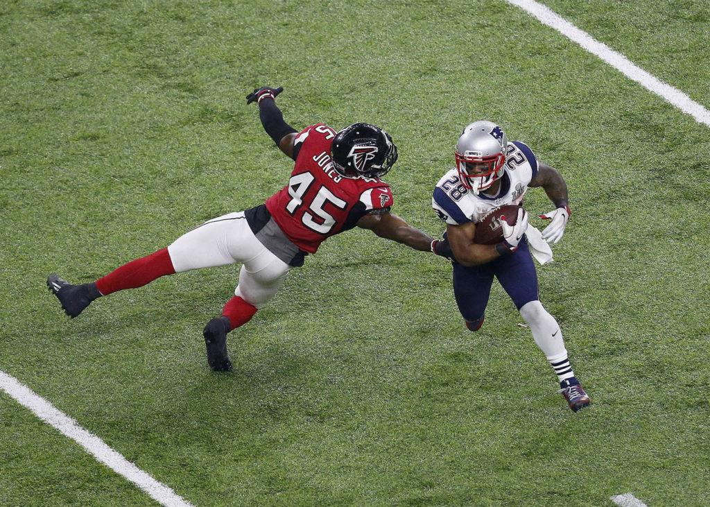 Legendäre Super Bowl Endspiele mit den Patriots
