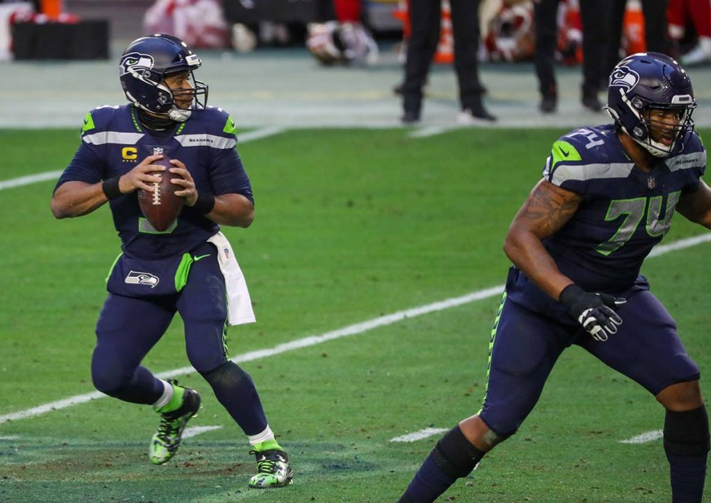 Seattle Seahawks - Los Angeles Rams Tipp playoffs 2021