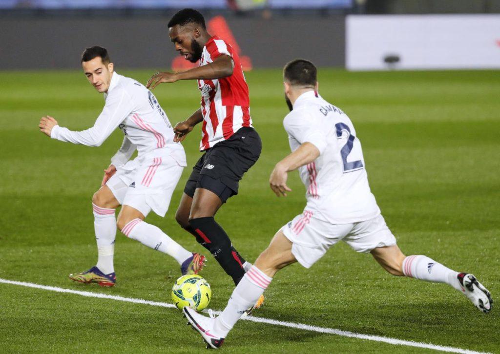 Zieht Real Madrid gegen Athletic Bilbao ins Super Cup-Finale ein?