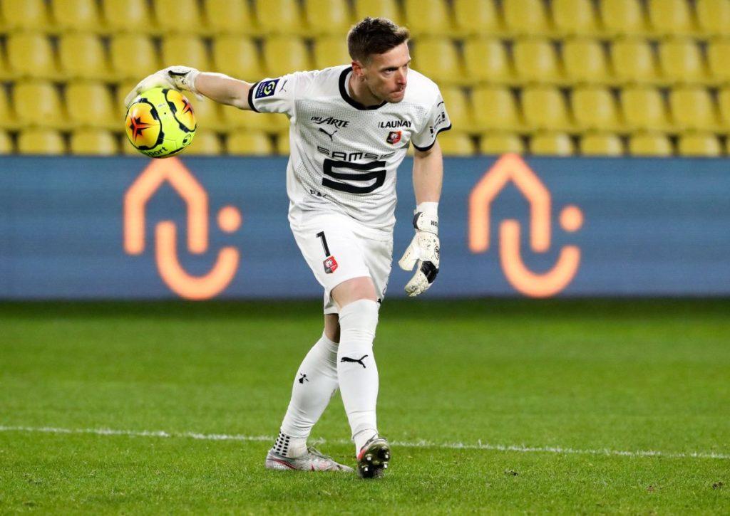 Kann Stade Rennes mit Keeper Salin Spitzenreiter Lyon stürzen?