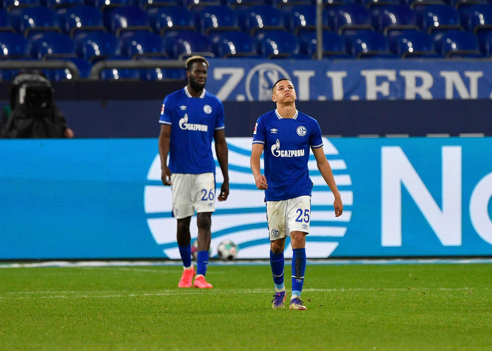 Schalke Abstieg 2021 Gefahr