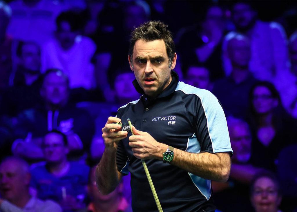 Snooker Masters 2021 mit Ronnie O'Sullivan