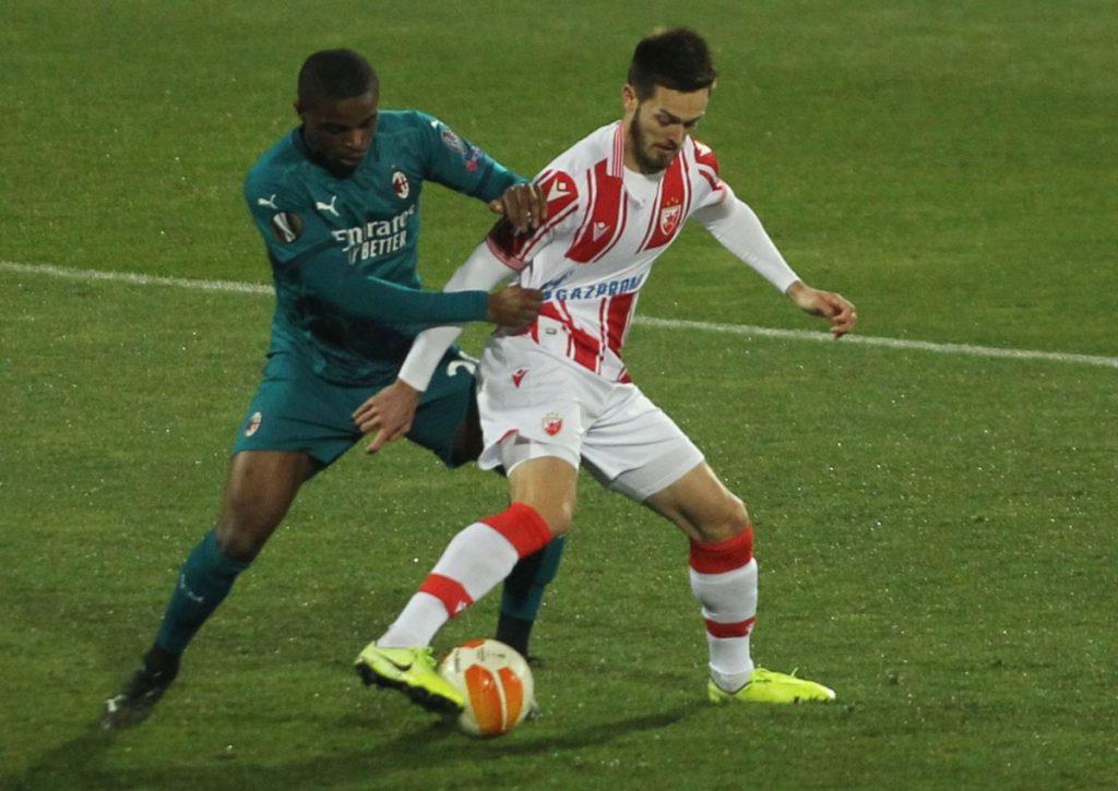 Droht dem AC Milan gegen Roter Stern Belgrad das vorzeitige Aus?