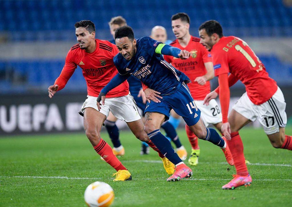 Arsenal Benfica Lissabon Tipp 25.02.2021 Rückspiel