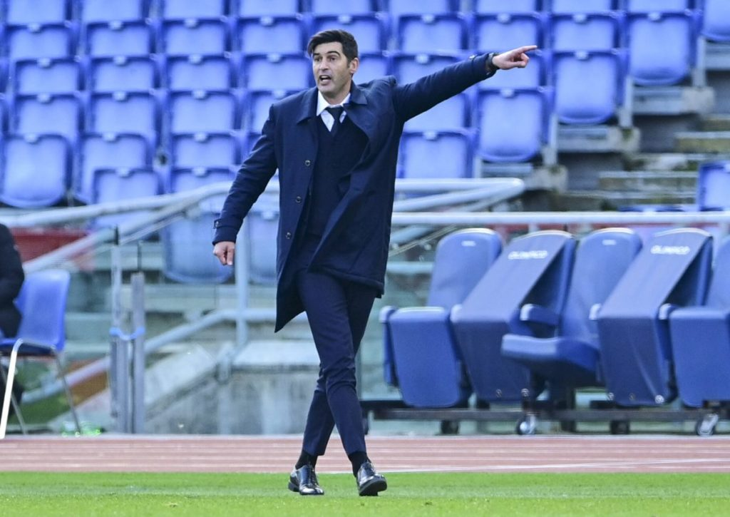 Gewinnt Coach Fonseca mit AS Rom die Rückkehr nach Braga?