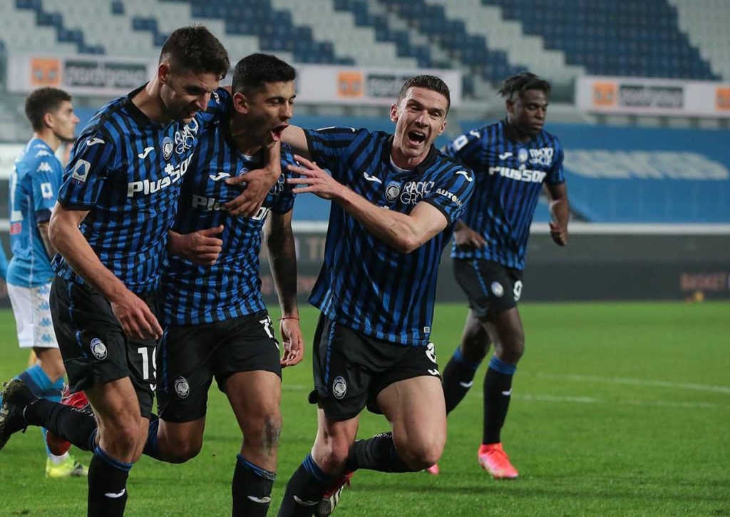 Atalanta Bergamo Real Madrid Tipp Champions League 2021