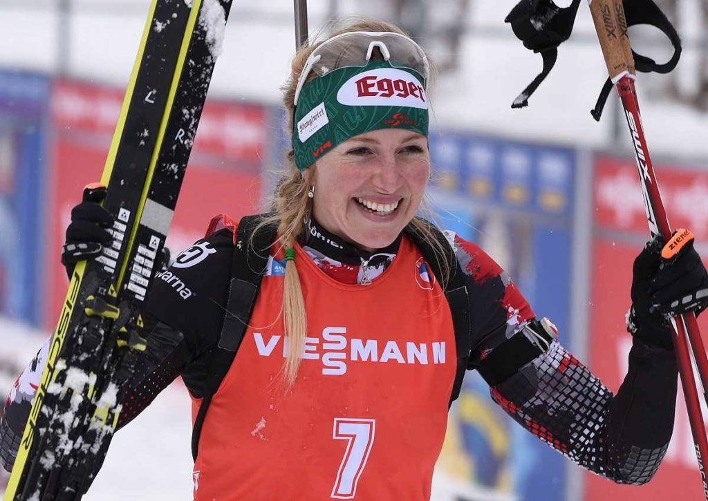 Biathlon WM Pokljuka Einzel Frauen Wetten