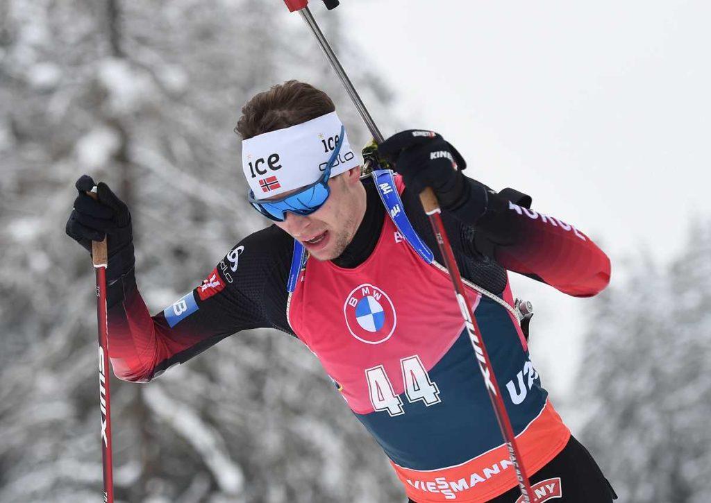 Biathlon WM Pokljuka Verfolgung Herren Wetten