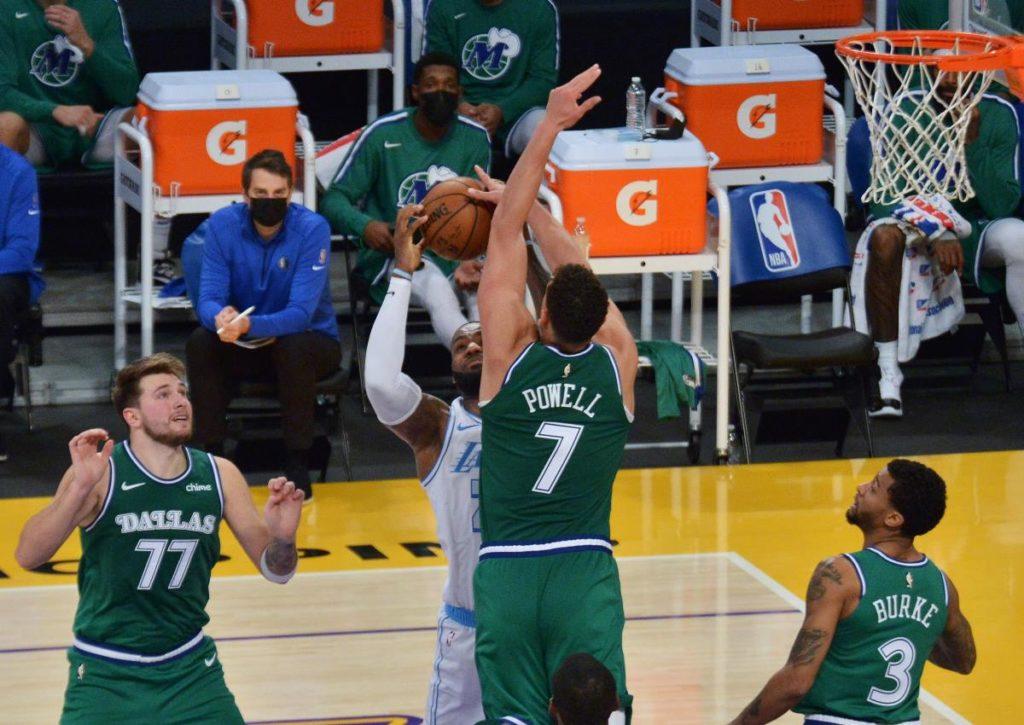 Bekommen die Mavericks gegen die Celtics ihre Rebound-Schwäche in den Griff?