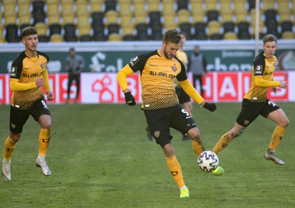 Revanchiert sich Dresden gegen Zwickau für die Hinspielpleite?