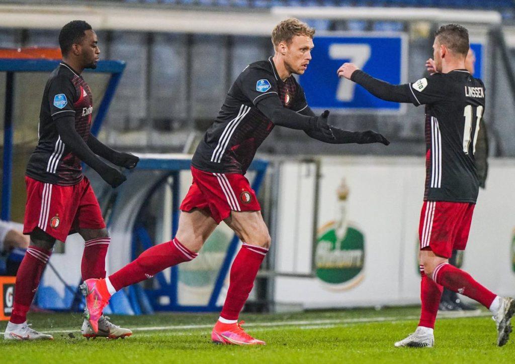 Verkürzt Feyenoord Rotterdam in Groningen den Rückstand nach oben?