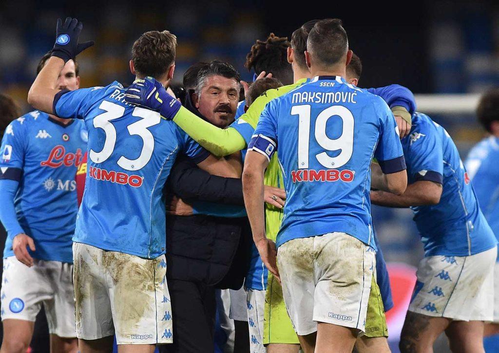 Granada Neapel Tipp Europa league Hinspiel